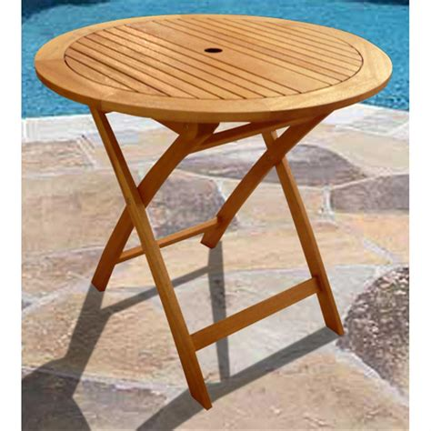 round wooden outdoor table patio table buy a patio table at macys wood table top