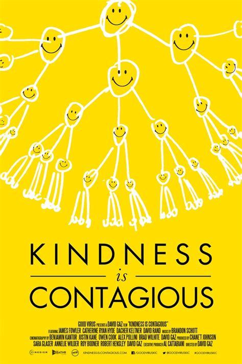 kindness  contagious