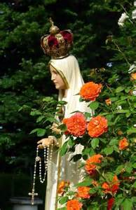 Our Lady of Blessed Virgin Mary Roses