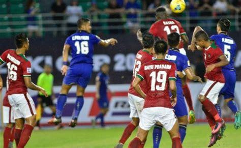 tv    vietnam  indonesia malam