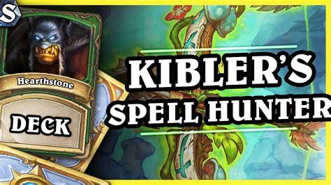 Kibler's Spell Hunter  Hearthstone Deck Std (k&c) Youtube
