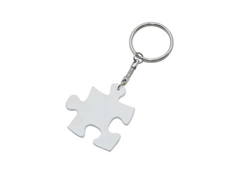 tile keychain template plastic jigsaw puzzle keychain bestsub sublimation