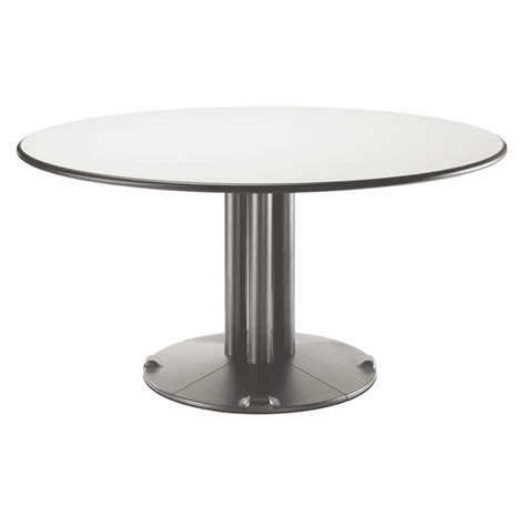 table cuisine ronde pied central décoration table cuisine ronde pied central 23 table