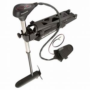 Motorguide X5 Trolling Motor With Foot Pedal