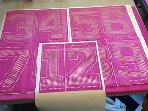 14 best images about rhinestone templates on pinterest With pre cut vinyl numbers and letters