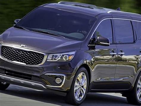 kia recalls sedona minivans  troubled power sliding doors