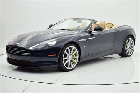 New 2016 Aston Martin Db9 Gt Volante For Sale (4,746