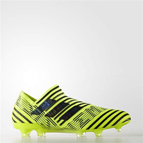 adidas nemeziz 17 360 agility firm ground cleats yellow