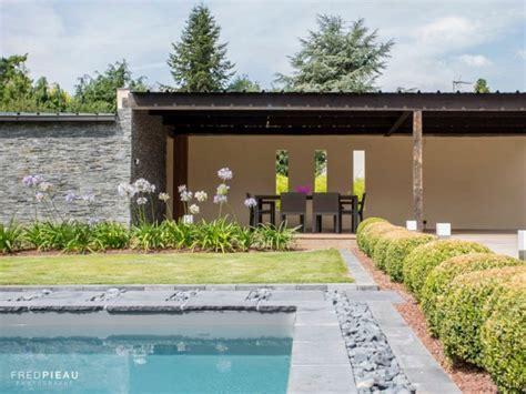 un kiosque de piscine et un pr 233 au pour compl 233 ter l am 233 nagement ext 233 rieur maisonapart