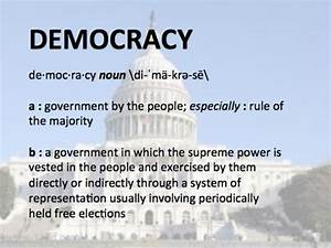 Definition of democracy, Words and Types of on Pinterest