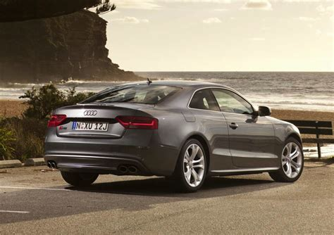 2012 Audi A5 Coupe, Sportback And Convertible Now On Sale