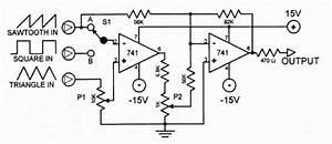 Sawtooth Generator Diagram