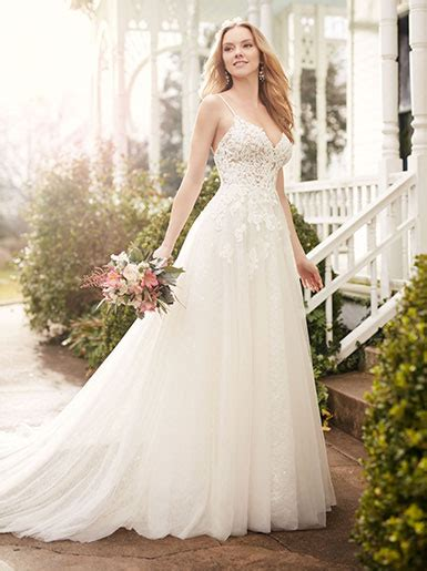 Wedding Gowns by A Line Wedding Dresses Classic Wedding Gowns Essense