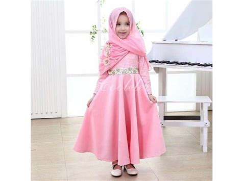 tren baju muslim anak  bulan ramadhan  lebaran