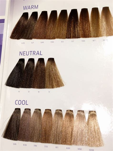 Illumina Color by Wella Illumina Hair Colour Review Shades Photos