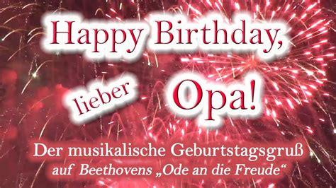 happy birthday lieber opa alles gute zum geburtstag