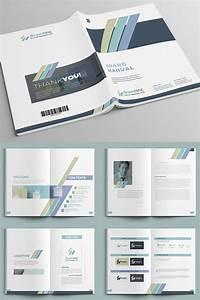 D38b0 Corporate Identity Manual Template