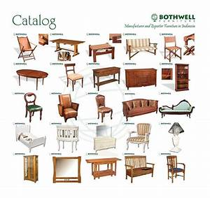 Bothwell wooden home office furniture catalogs Publication Lists And Catalogs