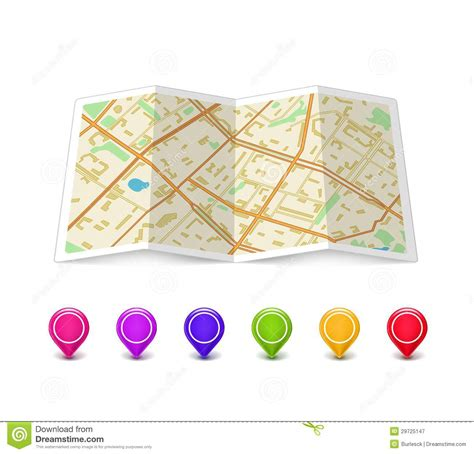 Freeicon.org search through 300,000 free icons in more than 3,000 icon packs. Map icon with Pin Pointers stock vector. Illustration of ...