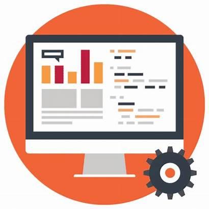 Hardware Career Software Icon Marketing Technology Digital