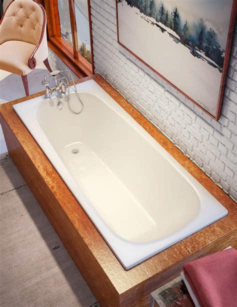 designer bathroom accessories bette form rectangular steel bath 1700 x 750mm