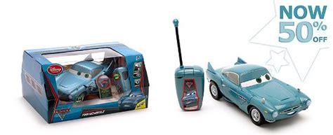 Finn Mcmissile Cars 2 Remote Control Car £12.50 @ Disney Store