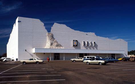 best store indeterminate facade showroom superradnow