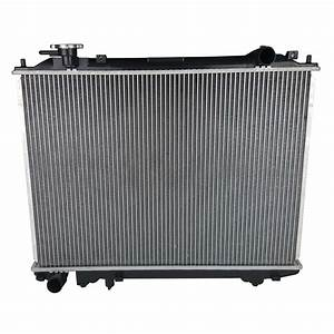 Radiator Fit For Ford Courier Pd Pe Pg Fit For Mazda Bravo