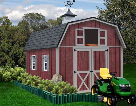 Barn Kits by Woodville 1200x940