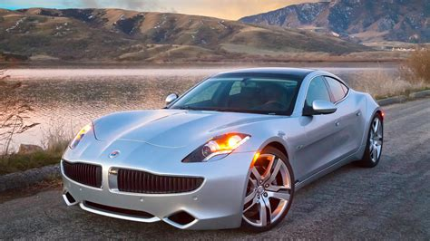 Fisker Karma Mysteriously Catches Fire