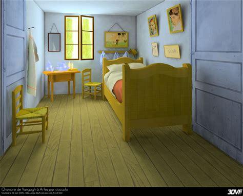 description de la chambre de gogh 3dvf com portfolio de casalonga francois cioccolo