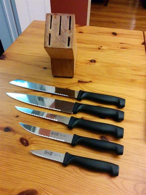 ikea kitchen knives free ikea kitchen knife set nepean ottawa