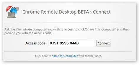How to Control a Remote Computer Using Only Your Chrome
