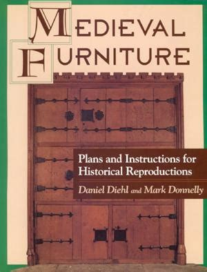 period furniture antiques medieval furniture plans