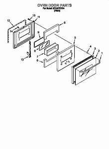 Whirlpool Gas Range And Oven Burner Parts