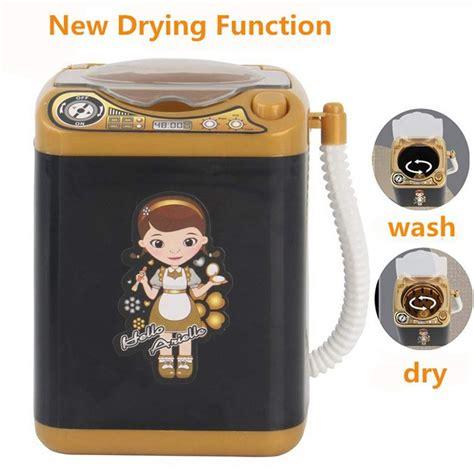 mini makeup brush puff washing machine highway importers