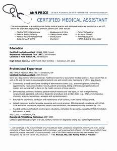 best resume templates medical assistant resume examples With best medical assistant resume