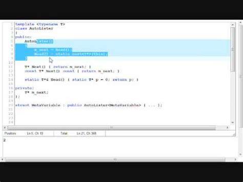 template metaprogramming template metaprogramming edwards of thatgamecompany