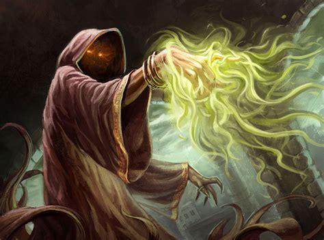Dark Wizard Revis By Capprotti On Deviantart