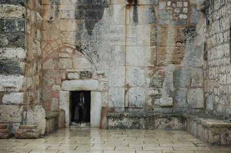 door  humility church   nativity bethlehem flickr