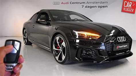 Audi Rs5 Picture by Inside The New Audi Rs5 2017 Interior Exterior Details W