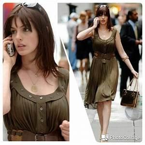 This Calvin Klein Cotton Voile Jersey Dress Worn By