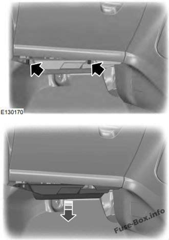 2012 Ford Focu Rear Fuse Box by Ford Focus 2012 2014