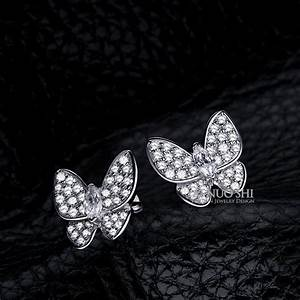Beautiful Butterfly Earrings Most Brilliant Thing In World ...