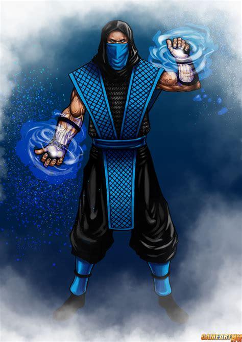 Mortal Kombat I Art Tribute
