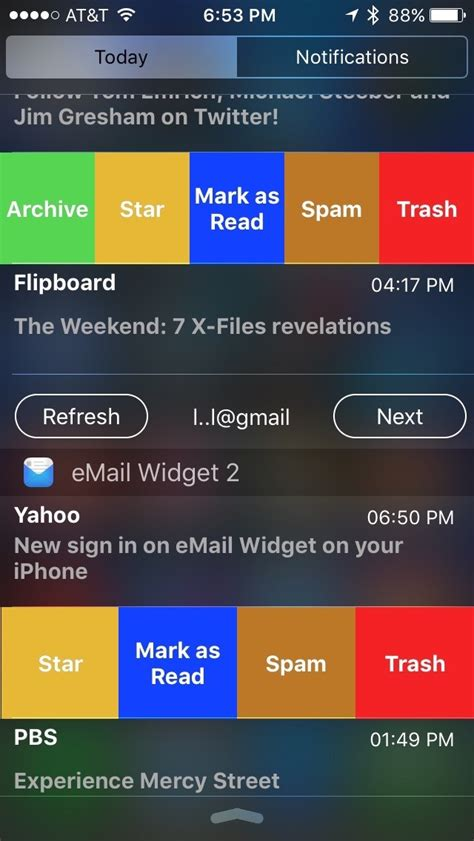 email widgets for android best mail apps for your iphone imore