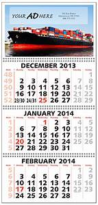 Small Calendars 2020 Three Month Calendar 3 Month View With Week Numbers