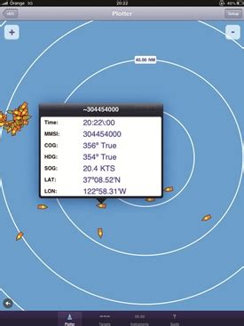 Boat Trader App Iphone by Wireless Ais For The Iphone Or Boats