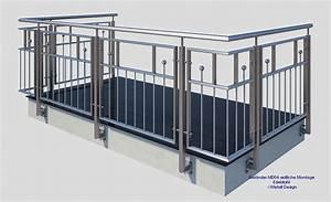franzosischer balkon edelstahl md04a design shop baalcke With französischer balkon mit schneider sonnenschirme werksverkauf