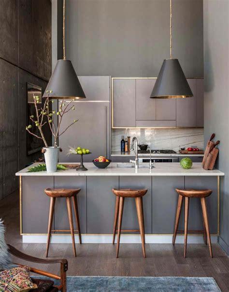 pratique cuisine 15 exemples de cuisine pratique et parfaitement agencée design feria